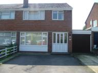 semi detached property in Allen Road, Hedge End...