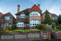 Detached home in Kings Avenue, Eastbourne...
