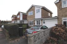 Detached house in Hood Close, Eastbourne...