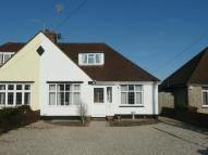 3 bed Semi-Detached Bungalow in Eastbourne Road...