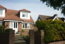 semi detached home for sale in Seaview Avenue...