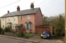 semi detached property for sale in Ashen Road, Clare CO10