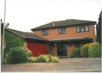4 bed Detached house in Davidson Close...