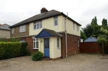 3 bedroom semi detached property in Canhams Road...