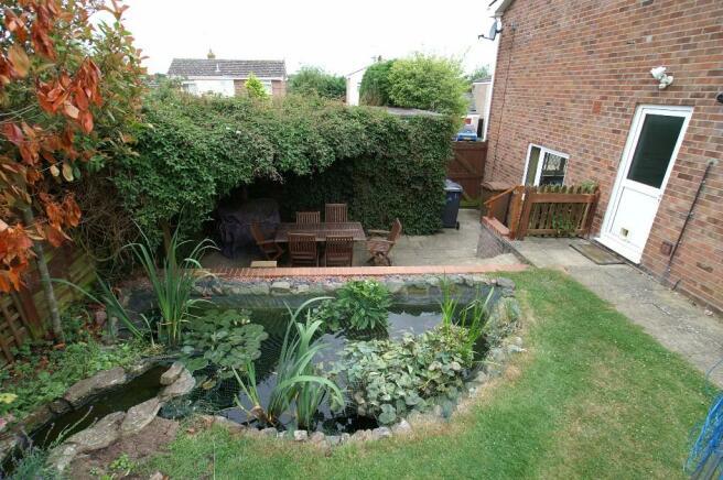 Pond & Terrace