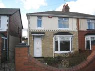 3 bed semi detached property to rent in Upper Sheffield Road...