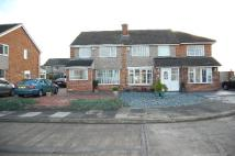 semi detached property to rent in Denton Close...