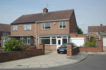 semi detached house in Hazeldene Avenue...