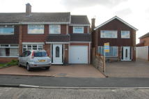 semi detached property in Christchurch Drive...