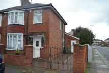 Arncliffe Avenue semi detached house to rent