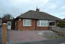 Semi-Detached Bungalow to rent in COSTAIN GROVE...