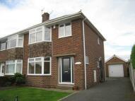 3 bedroom semi detached home in Manor Farm Drive, Batley...