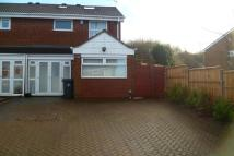4 bedroom semi detached house to rent in Arundel Drive, Tividale...