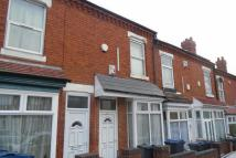 House Share in Wallace Road, Selly Park...