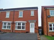 semi detached house in Ash Grove, Consett, ...