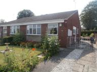 2 bedroom Semi-Detached Bungalow for sale in Thruxton Close, Cudworth...