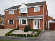 Detached house in Cranborne Drive, Darton...