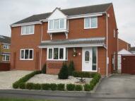 Detached house in Cranborne Drive, Darton...
