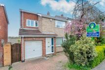 3 bedroom semi detached home in Chevet Rise, Royston...