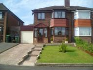 semi detached house in Hillbank, Tividale...