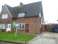 semi detached house in Langstone Road, Dudley...