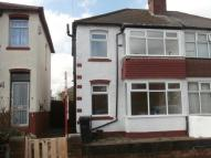 2 bed semi detached home in Cygnet Road...