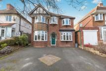 4 bed Detached house for sale in Tennal Lane, Harborne...