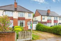 semi detached property for sale in Tennal Lane, Birmingham...