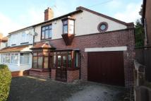 3 bed semi detached home in Bernard Road, Birmingham...