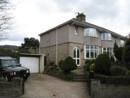 semi detached home in Fieldhead Drive...