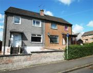 3 bedroom semi detached property in Loanfoot Crescent...