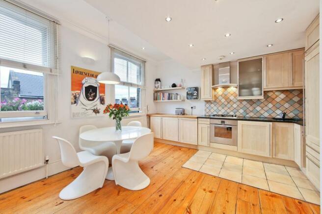 Open Plan Kitchen/Reception