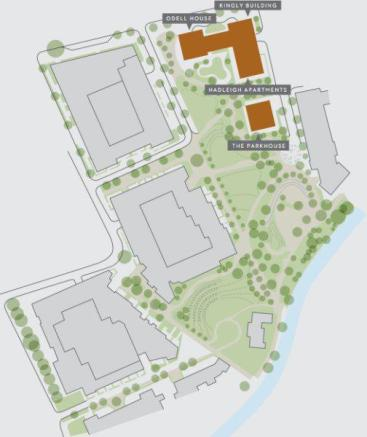 Map Of Developments