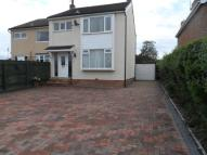 semi detached property for sale in Elmfield Road, Hurworth...