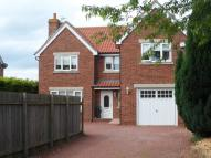 Detached house in Church Row, Hurworth, DL2