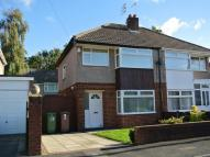3 bedroom semi detached home for sale in Palmwood Avenue...