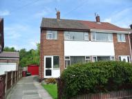 4 bed semi detached home in Montgomery Close...