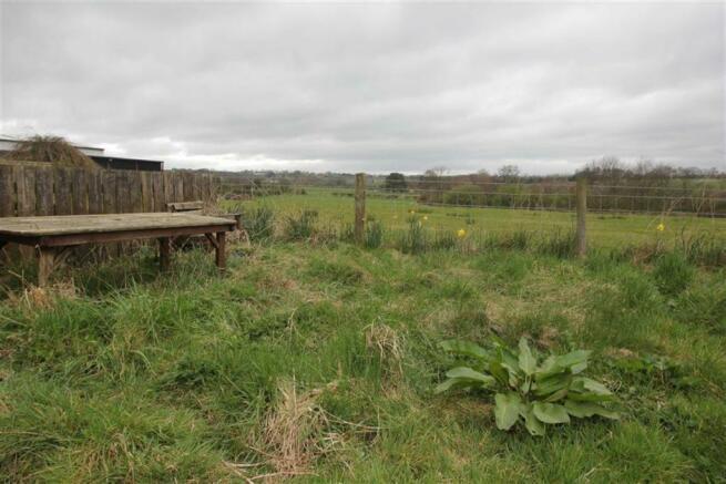 Rear Yard and Garden