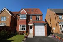 5 bedroom Detached house for sale in Towneley Court, Prudhoe...