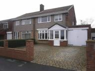 semi detached home in Park Lane, Prudhoe, NE42