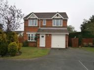 Detached property in Cheviot Court, Seaham...