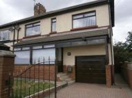 semi detached property for sale in Camden Square, Seaham...