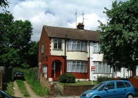semi detached home to rent in BRAMINGHAM ROAD, Luton...