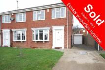 3 bedroom semi detached property for sale in Moorfeild Road, Rothwell