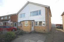 3 bed semi detached home for sale in Queensway, Burton Latimer