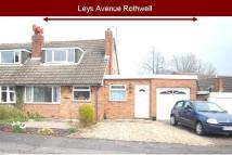 3 bed Semi-Detached Bungalow for sale in Leys Avenue, Rothwell