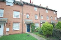 Town House for sale in Burdock Way, Desborough