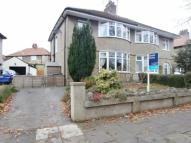 3 bed semi detached property in Barton Road, Lancaster...