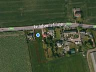Land for sale in Leadwell Lane, Rothwell...