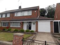 3 bedroom semi detached property in Lambourne Road, Tunstall...